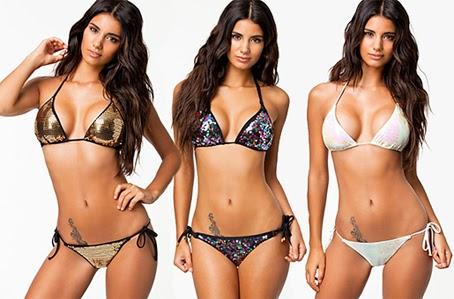 moda bikini 2014