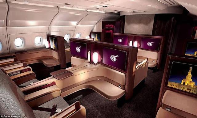 Design Indor Pesawat yang Paling Nyaman dan Menyenangkan di Dunia-6
