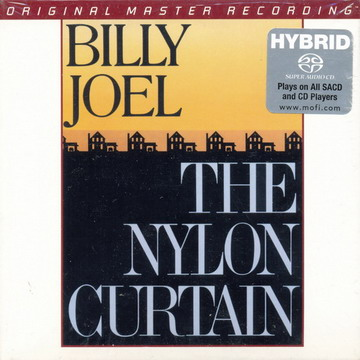 William Martin Billy Joel: Full Album The Nylon Curtain
