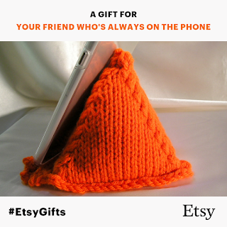 A gift for your friend who's always on the phone