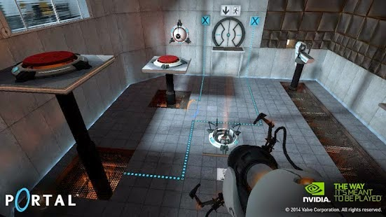 Portal Android Game Apk + Data