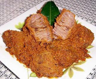 Tasty Beef Rendang