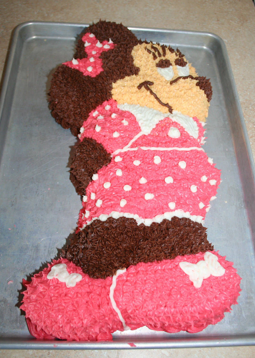 Dreaming of Stitches Minnie Mouse Birthday Party
