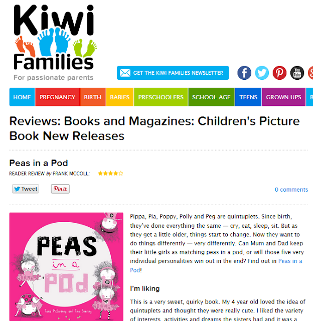 http://www.kiwifamilies.co.nz/reviews/peas-in-a-pod/
