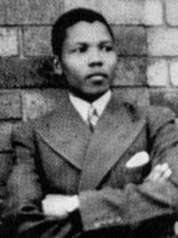 Mandela en 1937.
