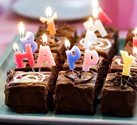 Chocolate birthday cake recipe - LEBANESE RECIPES
