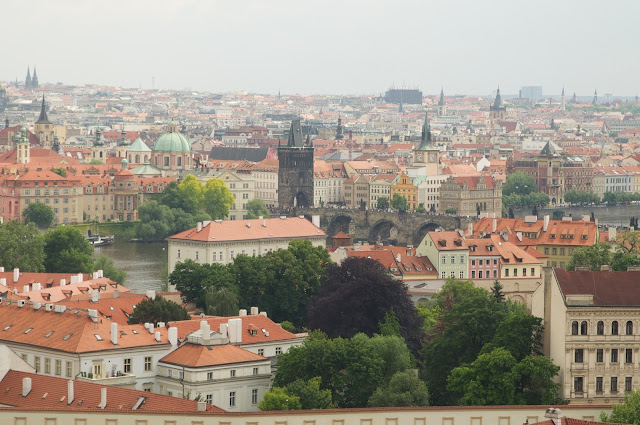 wisata, traveling, Prague, Czech Republic, Prague Castle