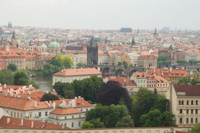 wisata, traveling, Prague, Czech Republic, Prague Castle