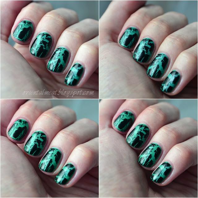 Green whit envy
