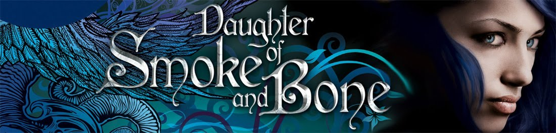 Blog para fans: Daughter Of Smoke And Bone