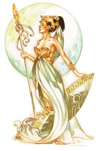 Zeii Olimpului: Hestia