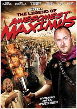 Filme The Legend of Awesomest Maximus Online