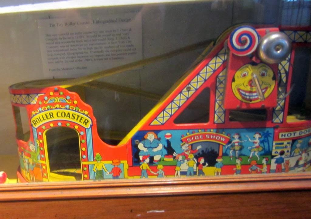 Windswept adventure part 2 potsdam museum toy exhibit for Roller potsdam