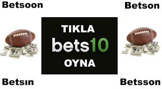 Bets10 Kazandırıyor