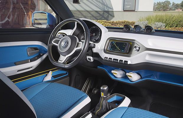 novo Volkswagen Taigun 2014 interior