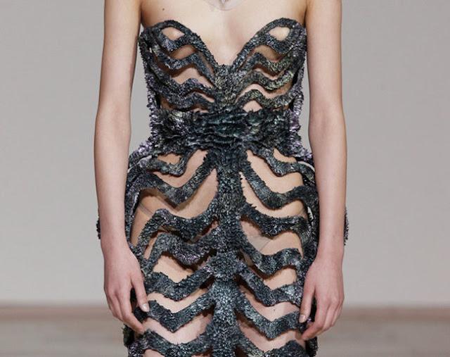 Magnetic Dresses