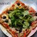 بيتزا بخبز الطوست بالصور
