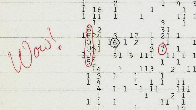 Il primo contatto con gli Alieni - Wow Signal