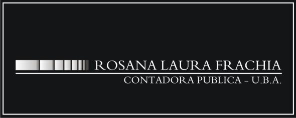 Dra. Rosana Laura Frachia