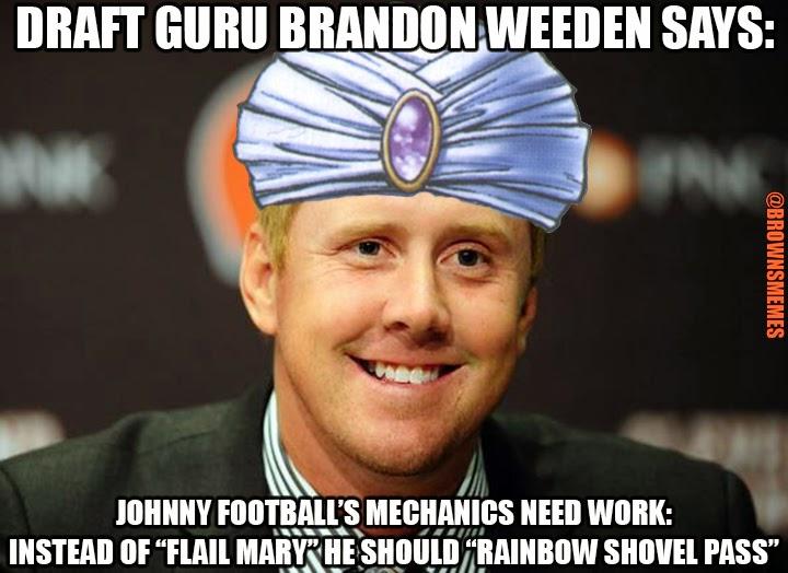 Brandon Weeden Memes