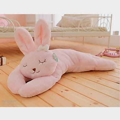 Peluche Gigante Conejo Durmiente