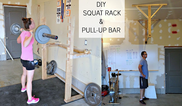 Diy crossfit garage gym part fitness
