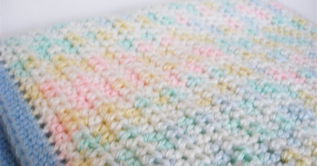 Crocheting Blind Crochet Project Car Seat Blanket
