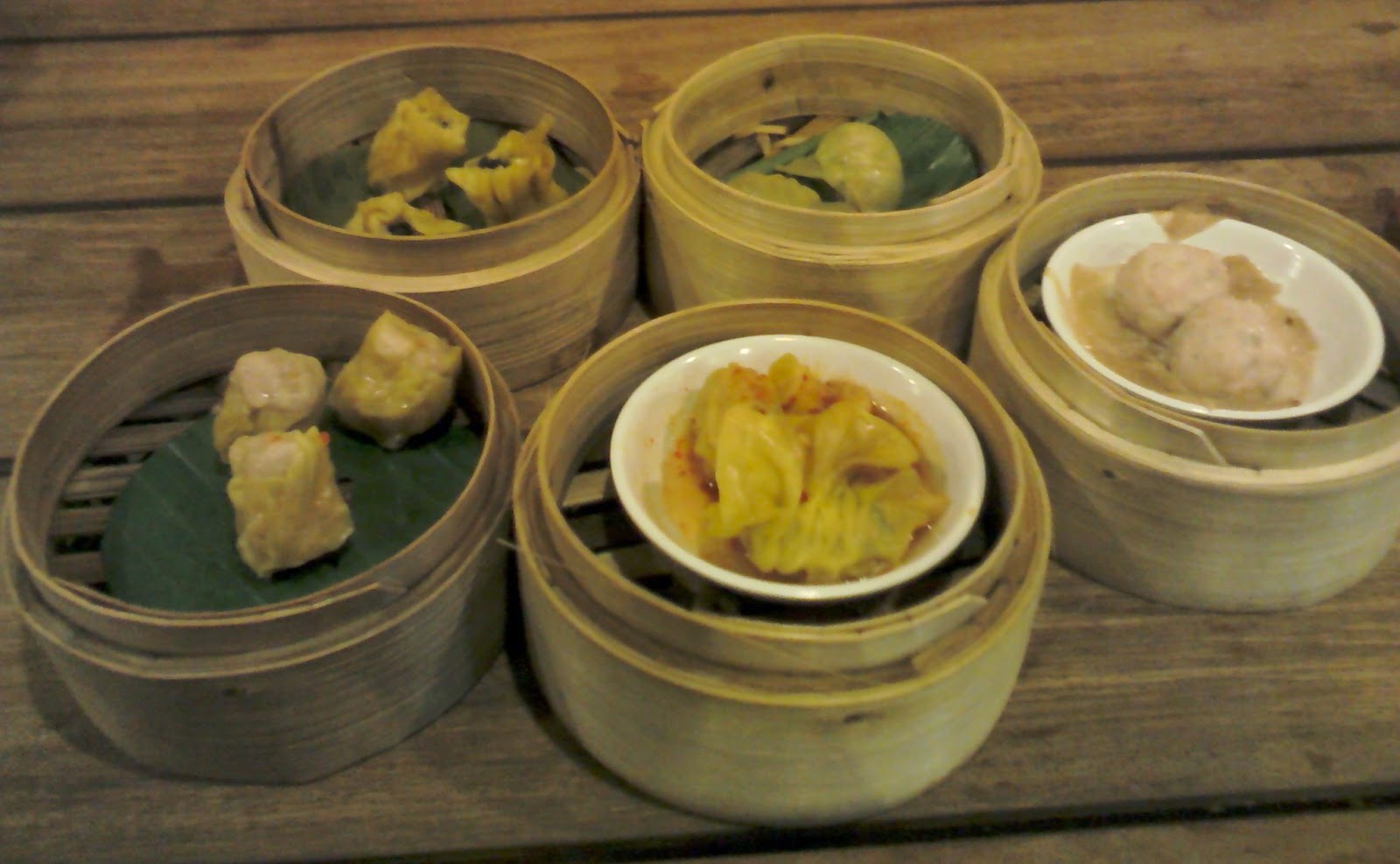 Dimsum All You Can Eat Bamboo Dimsum Jakarta