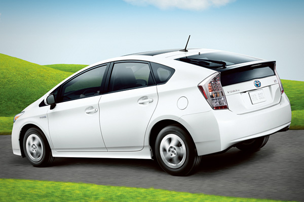 2011 Toyota Prius Gas Mileage: 50 Mpg (51 City, 48 Highway)