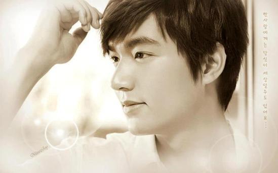 Lee Min Ho Persiapan Rilis Album - My Everything
