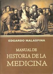 LIBRO NOR 17.MANUAL DE HISTORIA DE LA MEDICINA