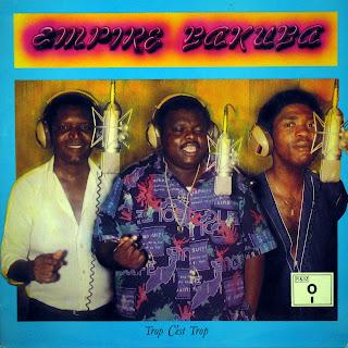 Empire Bakuba - Trop C'est Trop,Rythmes & Musique 1985