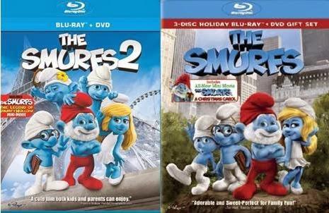 the smurfs 2 movies