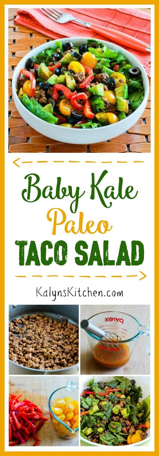 bean taco salad quinoa taco salad layered raw taco salad for two kalyn ...