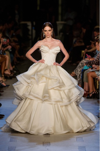 Zack Posen Wedding Dresses 8