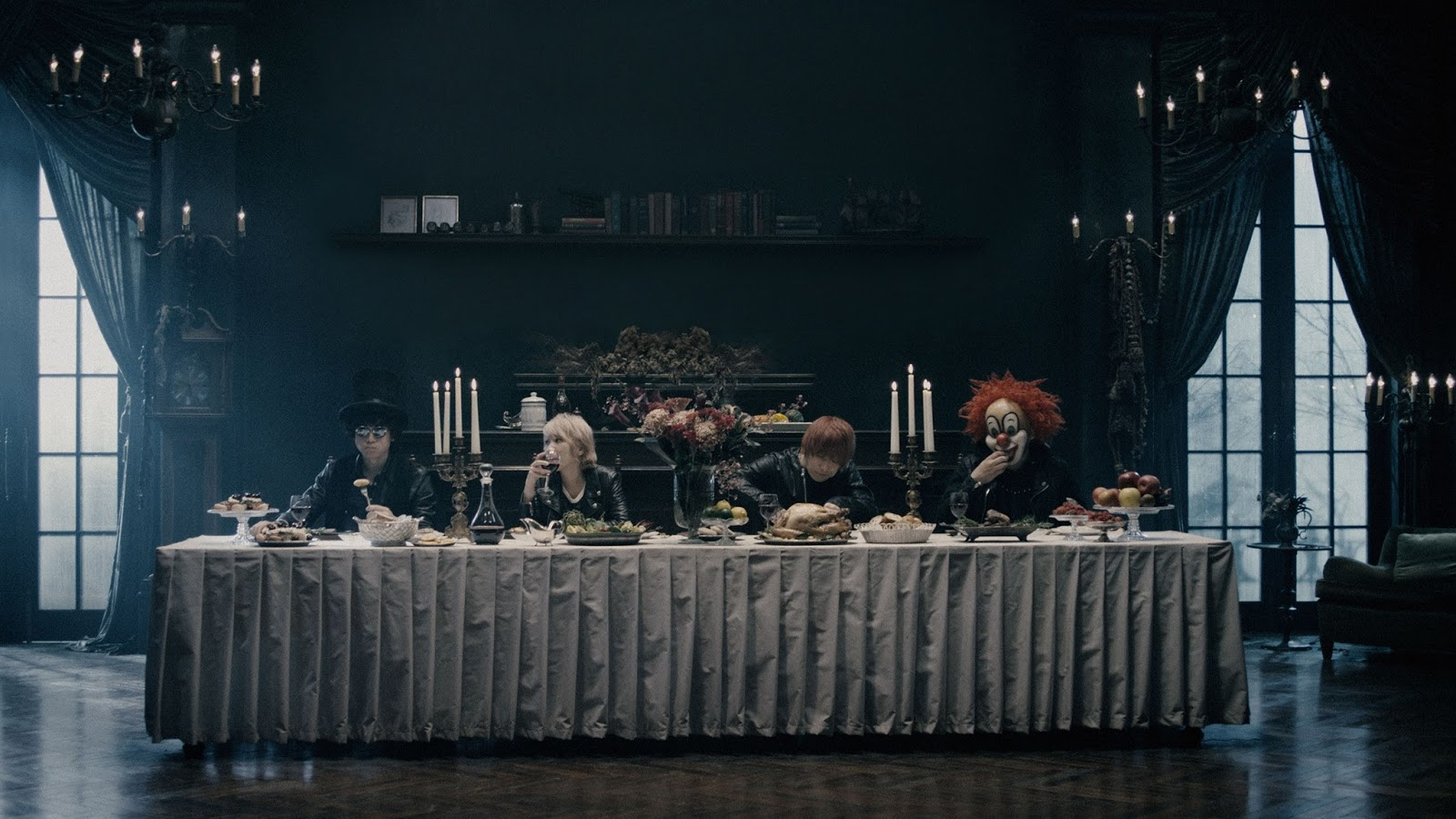 [VIDEO PREMIERE] Mr. Heartache! (Sekai No Owari)