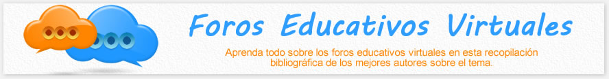 Foros Educativos Virtuales
