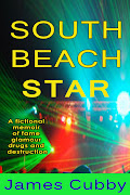 Still working on South Beach Star cover design. (south beach star cover )