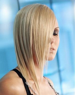 Frisuren schulterlang geschichteten 2013