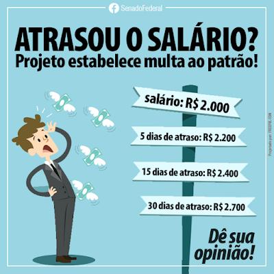 projeto%2Bmulta%2Bpor%2Batrazo%2Bno%2Bpagamento PROJETO DE LEI prevê multa de 5% para quem atrasar o pagameno dos Funcionários