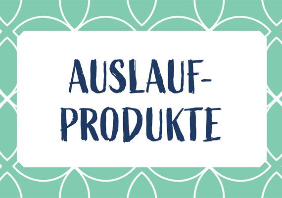 Die Ausverkaufsliste, Stampin' Up! Auslauf-Produkte bis Juni 2019 oder solange der Vorrat reicht