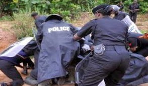 police corporal killed inspector