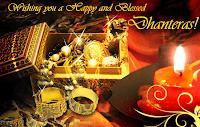 Diwali Dhanteras Puja Muhurat