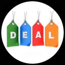 HotDeal giảm giá và khuyến mãi