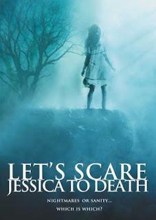 Asustemos a Jessica Hasta Morir Poster