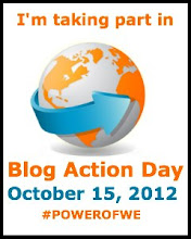 Blog Action Day - October 15