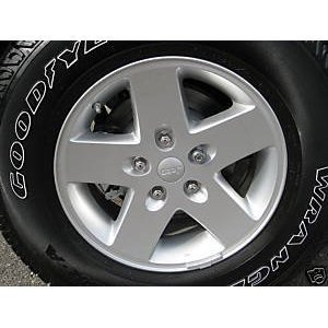 Has Anyone Used Jeep Jk Wheels On Their Van