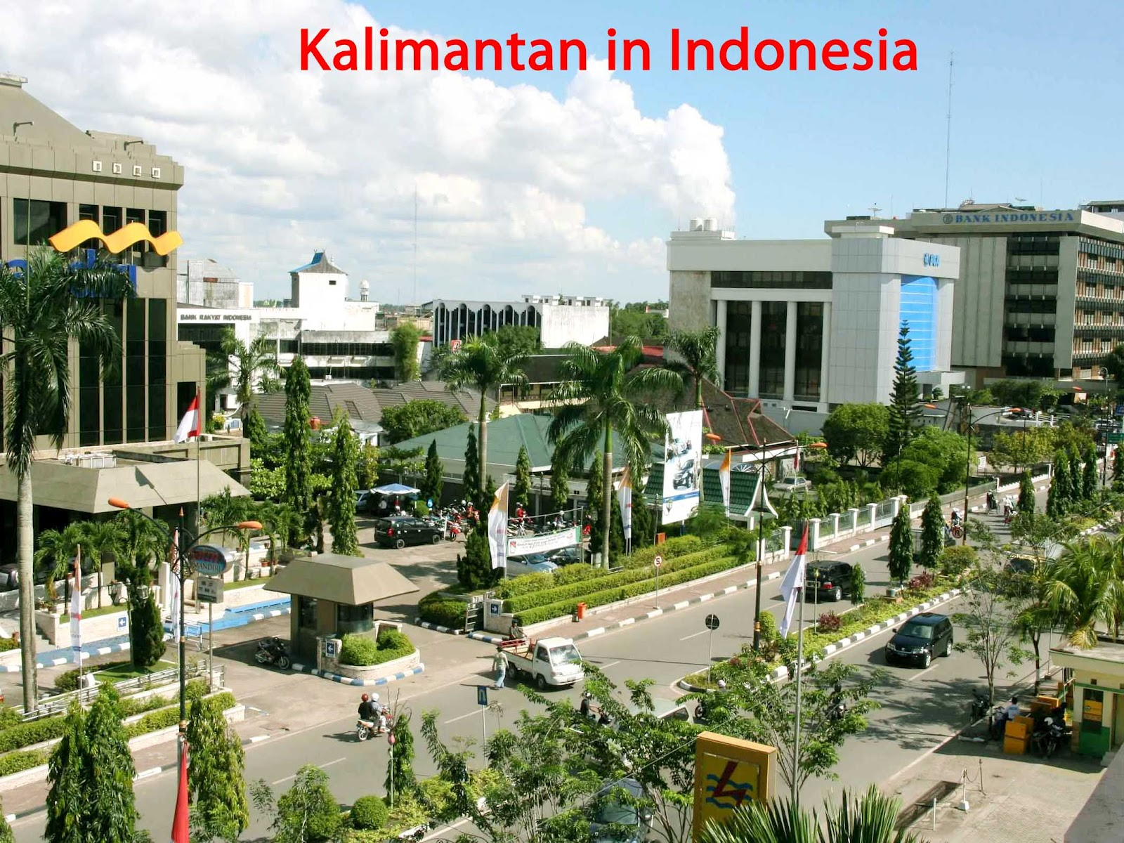 Kalimantan In Indonesia Beautiful Places