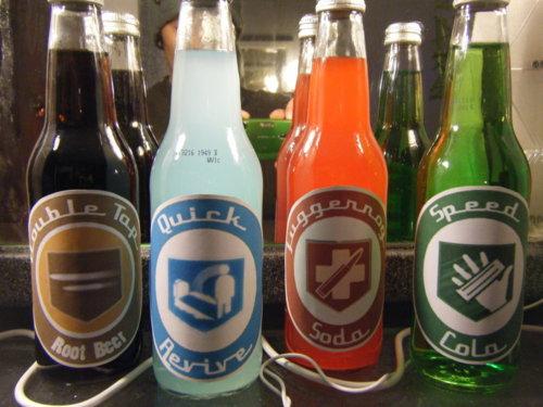 All Blacks Drink Bottles