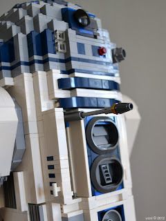 lego r2d2 - universal computer interface arm